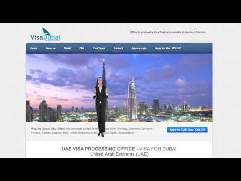 UAE VISA | Tourist - Business | Visa for Dubai Online