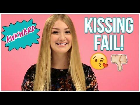 First Kiss Fail With Bindlebeautyx! video