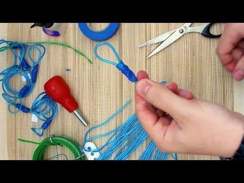 Como fazer um cabo de segurança para a GoPro (Tether) - DIY