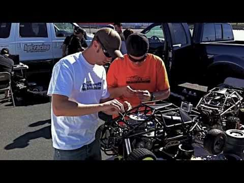 Fastest radio controlled cars in the world   RC-ISC Speed Challenge