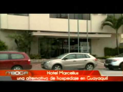 Hotel Marcelius una alternativa de hospedaje en Guayaquil