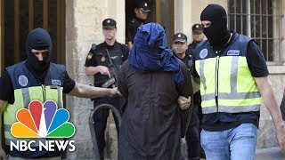 Alleged ISIS Terror Cell Arrested In International Police Operation | NBC News