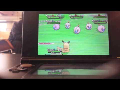 Shiny Mareep Pokemon x Shiny Mareep on Pokemon x