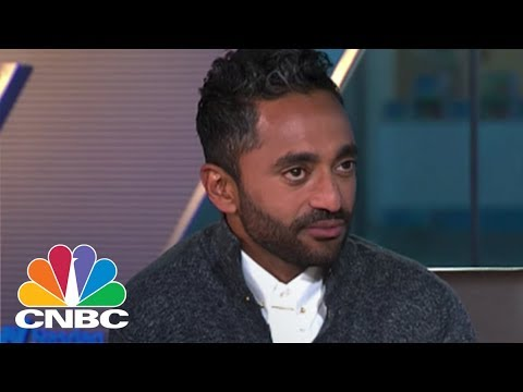 Ex-Facebook Executive Chamath Palihapitiya: Social Media Is 'Ripping Apart' Society | CNBC