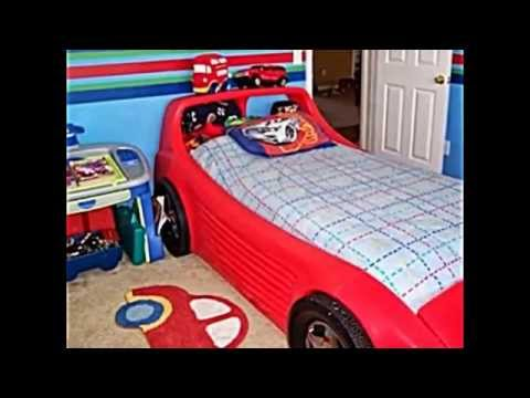 Kinderzimmer gestalten mit cars