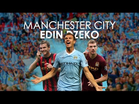 Manchester City | Edin Dzeko - Thank You!