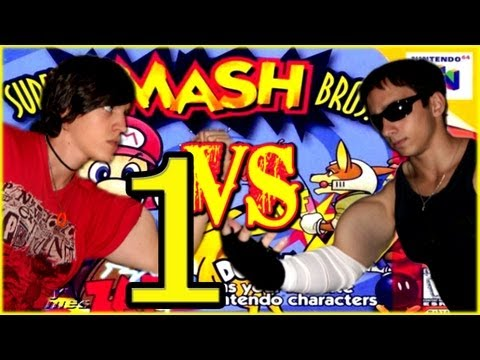 Super Smash Bros - Thai Vs. Nico [Alfredito Vs. Guillermito]