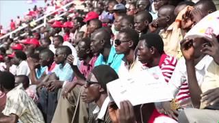 عودة النشاط الرياضي بملاعب جنوب السودان