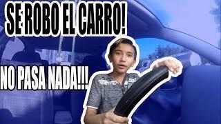 EL LADR0N DE AUTOS MAS CHICO DEL MUNDO| CHORE SALADO |