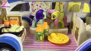 Đồ chơi trẻ em bé tập làm sở thú Nai Pony ❤ Kids Toy BeNo ❤ Babe Love TV