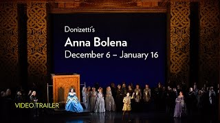 ANNA BOLENA at Lyric Opera of Chicago December 6 – January 16