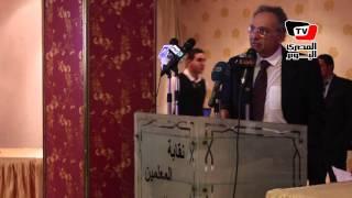 ممدوح حمزة: الفساد المالي والإداري ترعرع في عهد مبارك