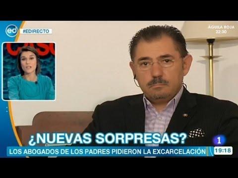 ESPAÑA DIRECTO. TVE. Crimen Asunta Basterra Porto. Analistas: Fontán, Magaz y JPérez