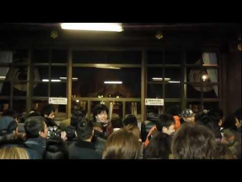 豊川稲荷 2012年初詣