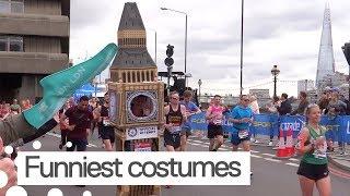 London Marathon 2019 - The Funniest Costumes