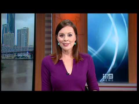 Nine News Queensland (26.11.2011)