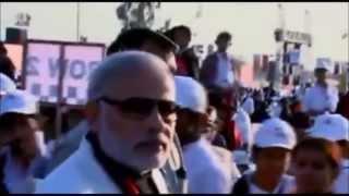 ::Rajnikanth::Narasimha:: Ekku Tholi Mettu:: Telugu Song::for Narendra Modi:: Telugu Fans Enjoy