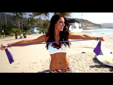 Your String Bikini Workout! ~ BIKINI SERIES