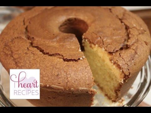 Lemon Pound Cake Recipe I Heart Recipes Youtube