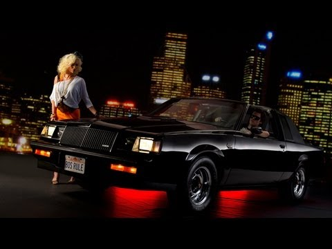 Behind the Scenes: 1987 Buick Regal Grand National Photo Shoot -- Edmunds.com Video