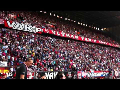 VAK-P Wij zijn FC Twente!!! (FC Twente - Wisla Krakow)