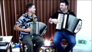 Jambalaya (The Blue Ridge Rangers Version) - Accordion Duet