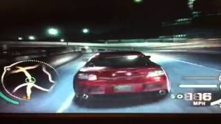 Gameplay - Need For Speed Carbon - Découverte Partie 2