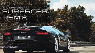 SUPERCAR SOUNDS REMIX | Music Is Everywhere #9