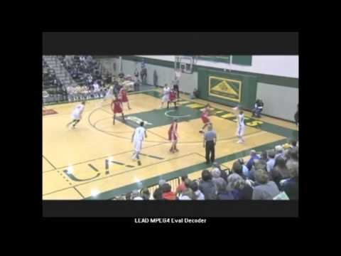 2013-14 Alaska Anchorage Men's Basketball Highlights