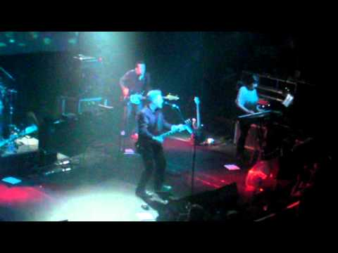 NEW ORDER - Crystal - Live in Paris Bataclan - 19/10/2011 (High quality)