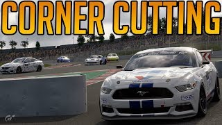 Gran Turismo Sport: Analysing a Corner Cutter