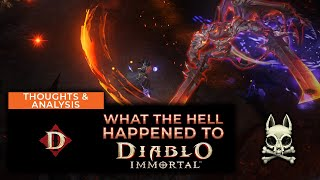 WHAT THE HELL HAPPENED?? || DIABLO IMMORTAL