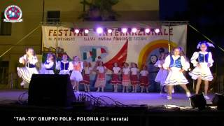 TAN-TO CHILDREN DANCE GROUP - POLONIA