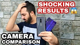 Oneplus 7 Pro vs Redmi Note 7 Pro Camera Comparison|Oneplus 7 Pro Camera Review