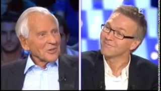 Jean d'Ormesson - On n'est pas couché 18 octobre 2008 #ONPC