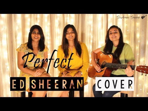 Perfect- Ed Sheeran | Cover by Blended
