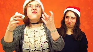 Irish People Taste Test American Christmas Candy