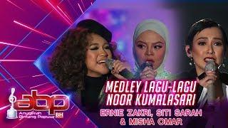 Ernie Zakri, Misha Omar & Siti Sarah - Medley lagu Noor Kumalasari | #ABPBH31