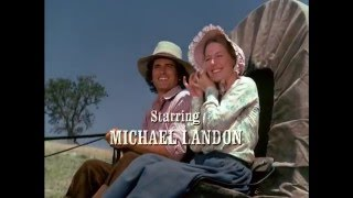 Little House on the Prairie 1974 - 1983 Opening and Closing Theme (With Snippet) Blu-ray