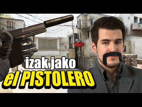izak jako el Pistolero = 5 usp headshots ACE!