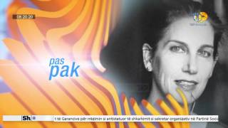Wake Up, 11 Janar 2017, Pjesa 3 - Top Channel Albania - Entertainment Show