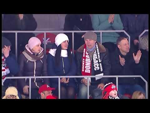 Донбасс - Кременчук 5-0 Александр Костиков