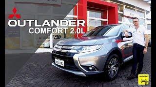 Mitsubishi Outlander Comfort 2.0L 7 Lugares em detalhes