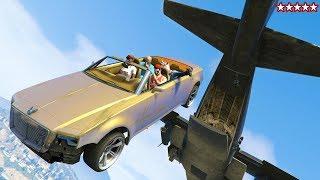 GTA 5 Online OMG Moments - GTA 5 Freeroam - GTA 5 Online w/ The Crew