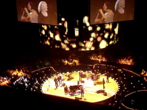 James Taylor & Carole King - Natural Woman Toronto 05/28/2010 Air Canada Centre Video