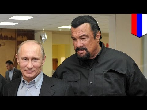 Under Siege: Steven Seagal gets flak for playing at Pro-Putin concert in Crimea