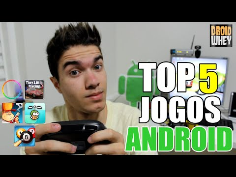 TOP 5 JOGOS ANDROID #01