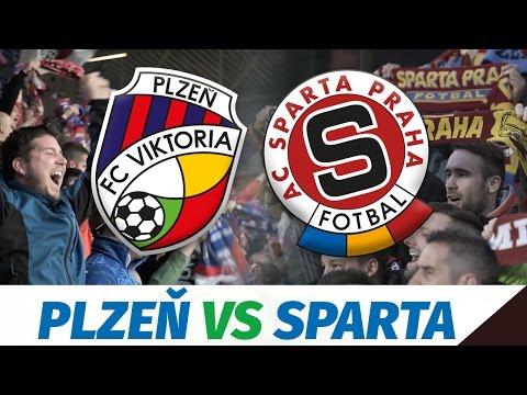 Upoutávka Plzeň vs. Sparta
