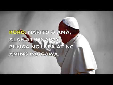 Христианские песни - Awit Ng Paghahangad