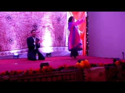 Mujhe Nau Lakha Manga De - dance cover
